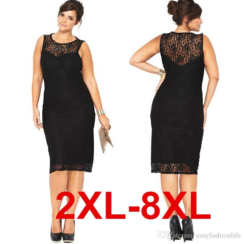 Cheap black dress size 8 female