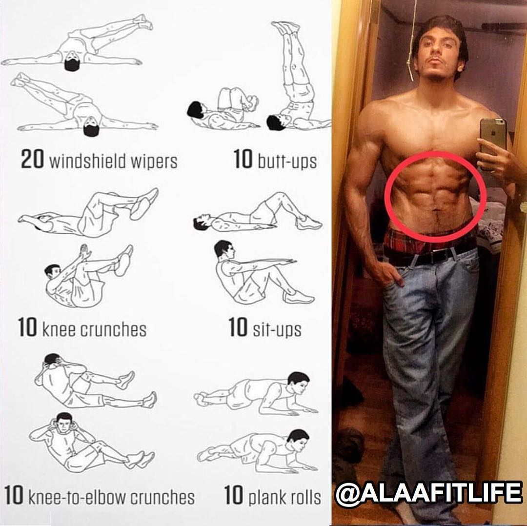 Pin By Amadou Diallo On Sport And Exercise Boxer Workout Ab Workout Men Abs Workout For Women