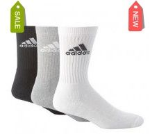 http://go4max.com/130919069-Adidas-Set-Of-3-Pair-Socks/display.html  Adidas Set Of 3 Pair Socks >> for Rs. 159 at Nowown