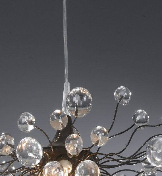 Lighting hanging chandeliers clear transprnt by yehudalight lite