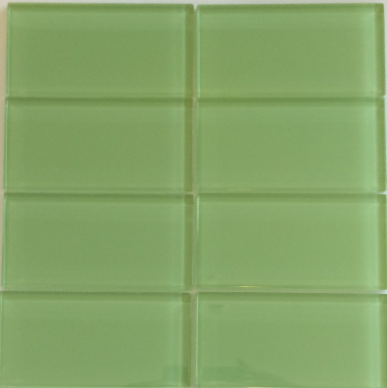 Soft green glass subway tile in wasabi modwalls lush 3x6 tile soft green glass subway tile in wasabi modwalls lush 3x6 tile modwalls tile dailygadgetfo Image collections