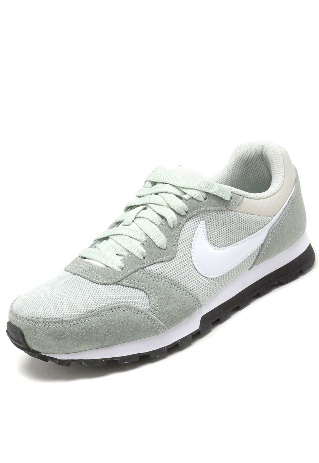 48d104fb1bb44 Tênis Nike Sportswear Wmns Nike Md Runner 2 Cinza em 2019 | Products ...
