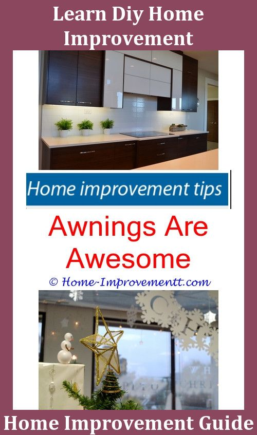 also awnings are awesome home improvement tips rh co pinterest