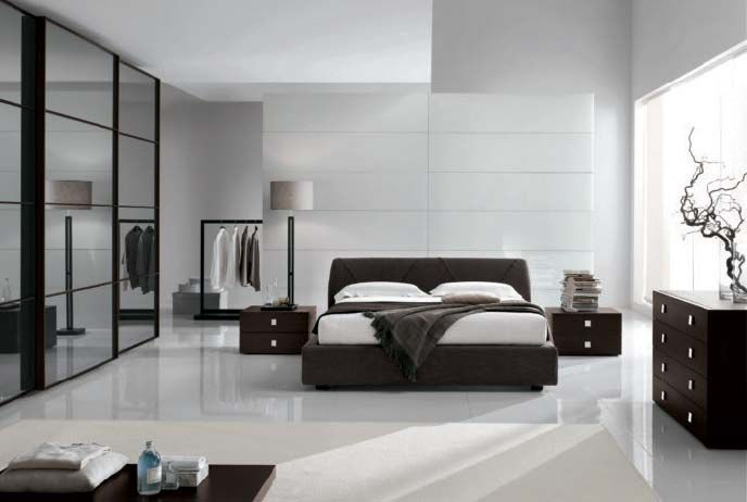 Best Master Bedroom Decorating Ideas » 15 Modern Bedroom 400 x 300