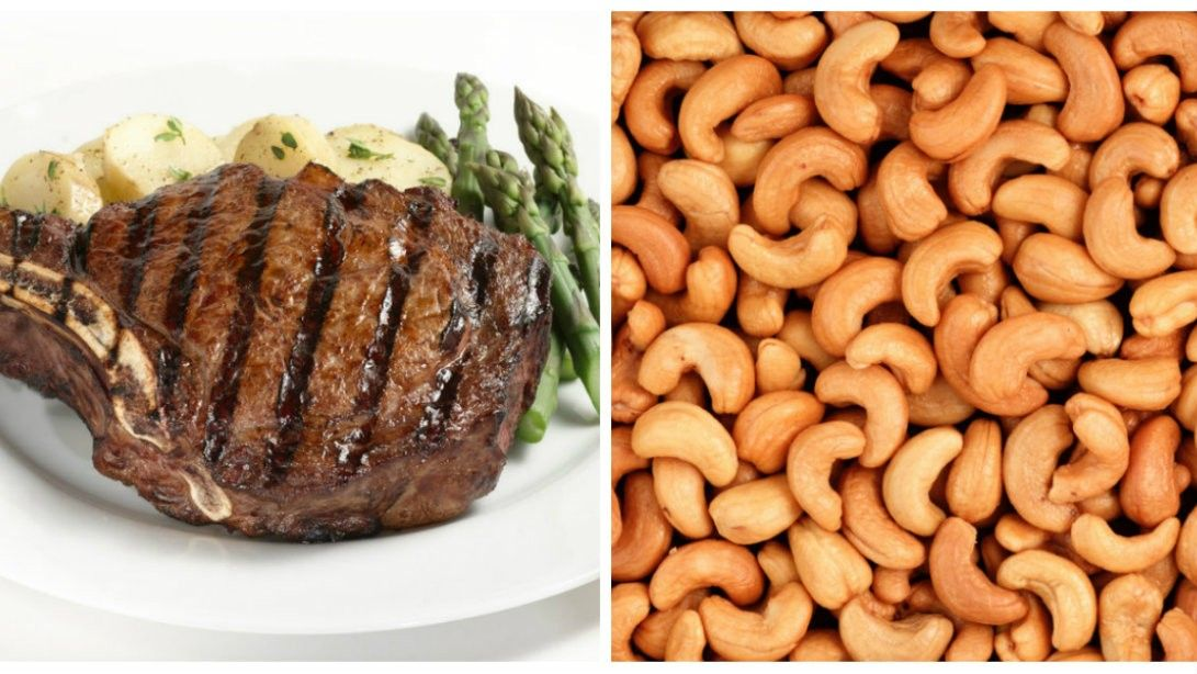 Meat vs plant 14 proteinrich foods go headtohead