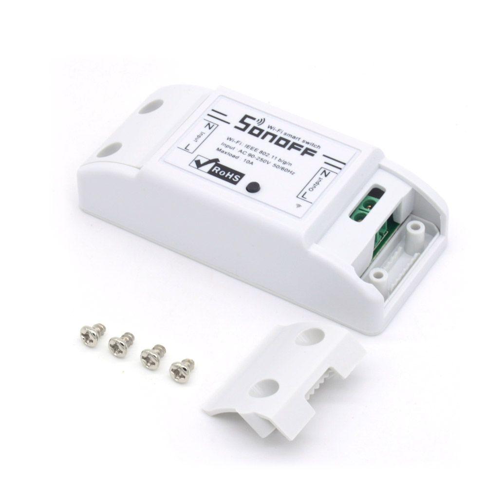 Sonoff Basic WiFi Wireless Switch + IP66 Waterproof Case