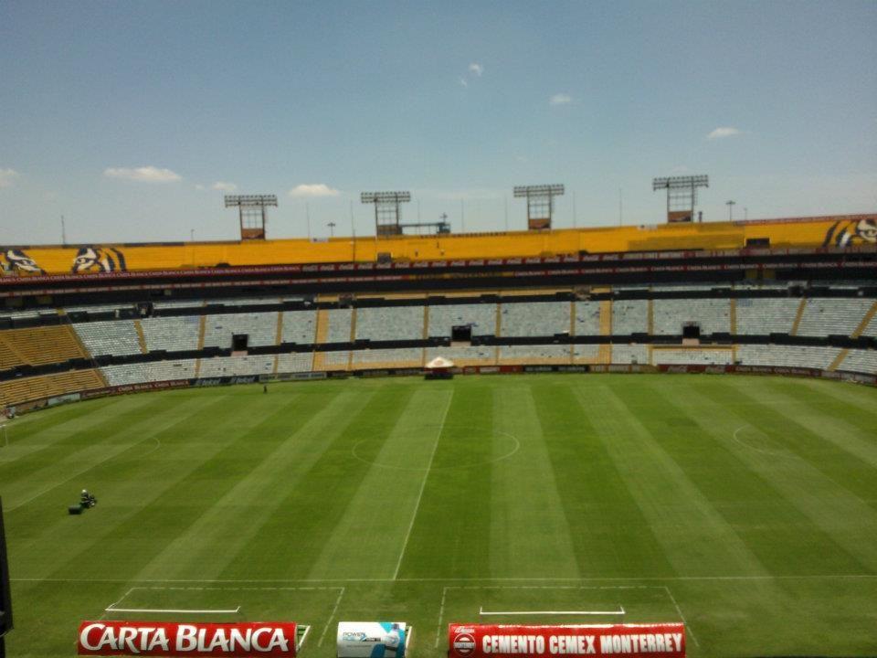 Estadio universitario foto club tigres estadio for Puerta 9 estadio universitario
