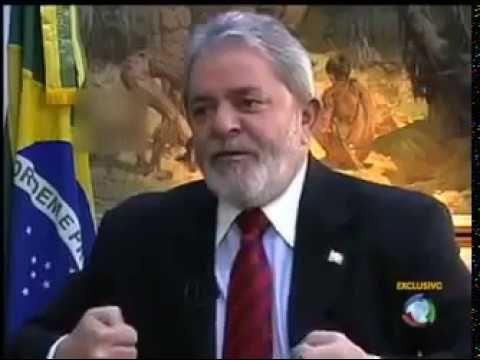 Esse era o Lula...