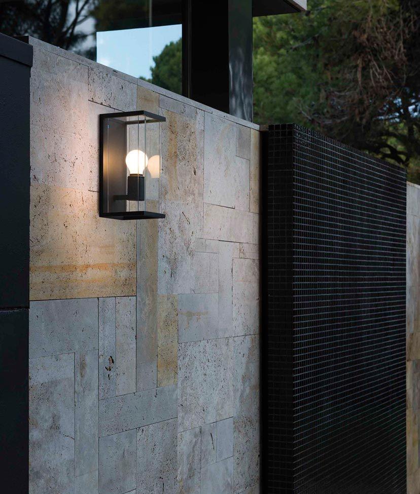 Aplique Decorativo Clasico Exterior Nala La Casa De La Lampara Iluminacion De Patio Iluminacion De Pared Lamparas Exterior