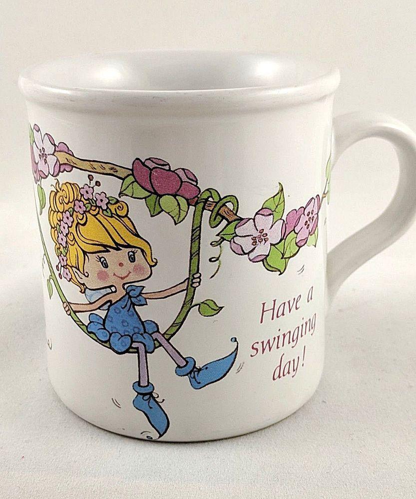 Vintage American Greetings Herself The Elf Coffee Mug Have