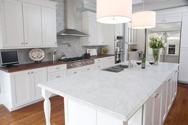 Kitchen Worktops Are The Most Long Lasting Product For A Worktop And Could Actually Last You A Li Kitchen Surfaces Cherry Wood Kitchens Granite Worktop Kitchen