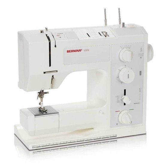 Bernina 40S Sewing Machine A Traditionally Built Mechanical Simple Hobkirk Sewing Machines
