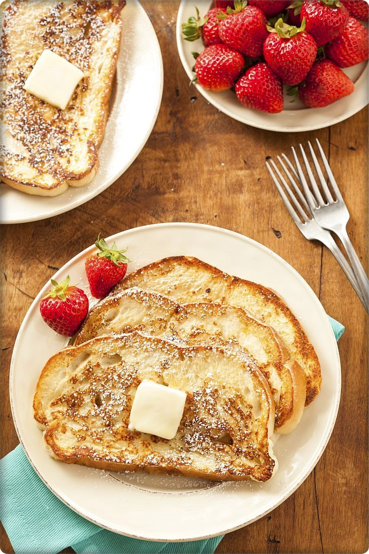 #Baked #French #Toast #Easy #In #Oven #Make #Ahead