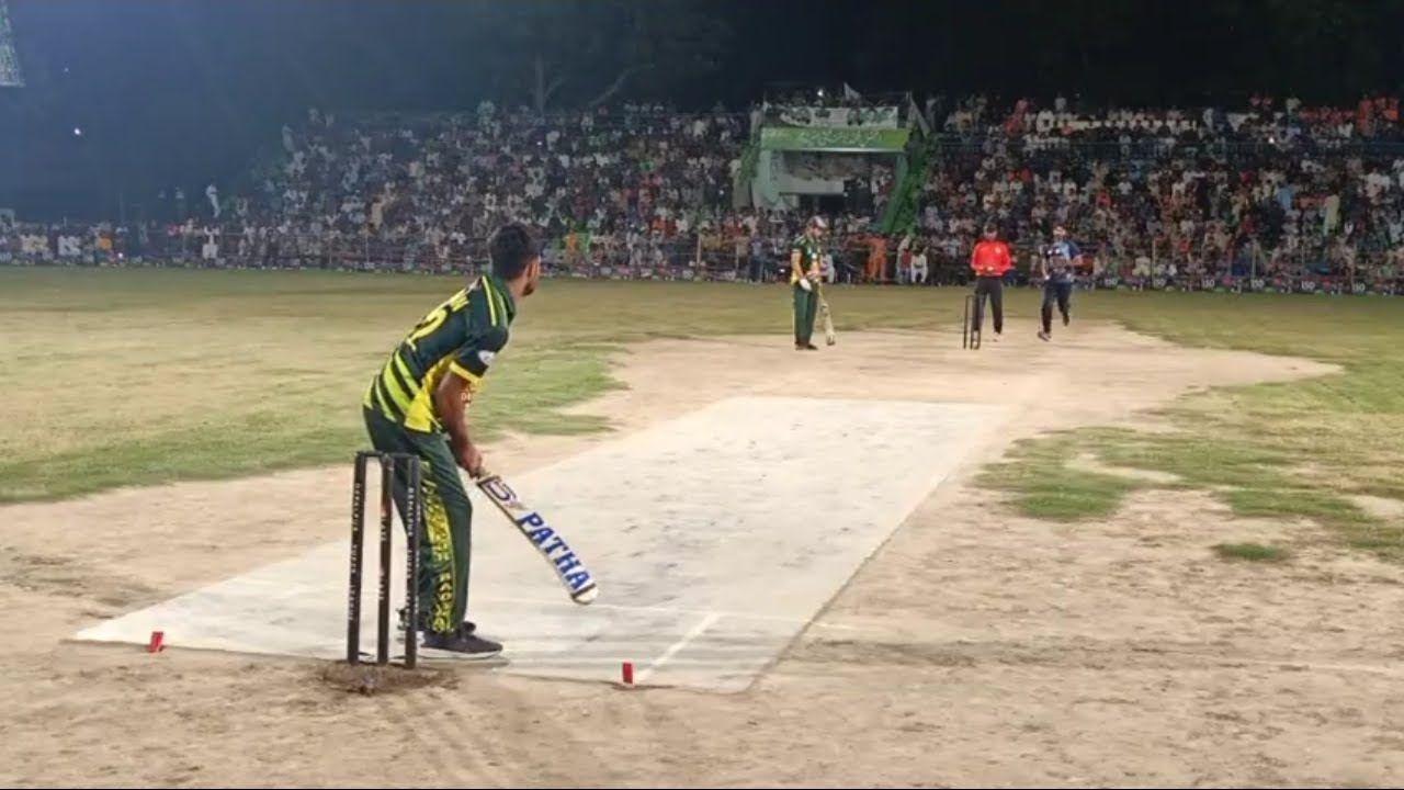 DSL Live Cricket Match 2019 Al Waheed Warrior Vs Depalpur