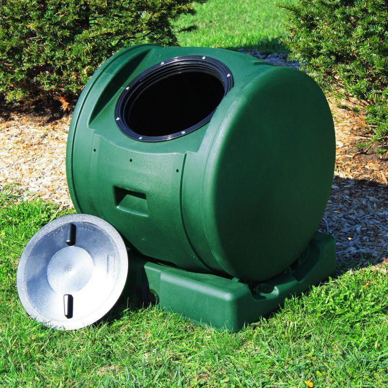 Good Ideas EZC01 12-Cubic-Foot Compost Wizard Tumbling Composter