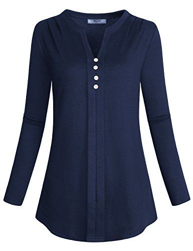 Womens Tops Miusey Juniors Long Sleeve Misses Swing Going Out Zulily