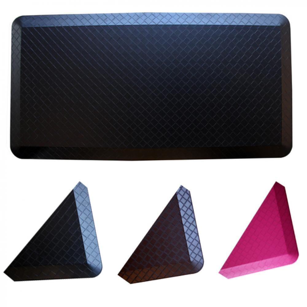 Gel Pro Kitchen Mat: Modern Indoor Cushion Kitchen Rug Anti-Fatigue Floor Mat