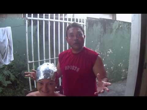 Video Aula Ninja Do Cabelo, Duas Receita De Hidratação Especial,
