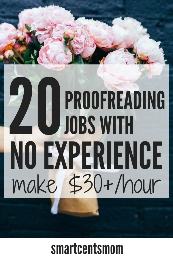 Work at home jobs with no experience? Yes! They are real. You can find legitimate proofreading jobs online and get started with a side hustle that can earn you $1000+. Flexible work at home jobs on the computer perfect for stay at home moms! #workathome #proofreading