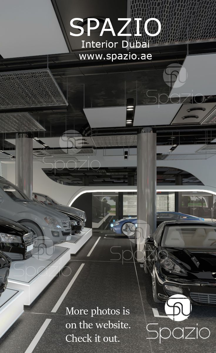 Excellent Car Shop Decor And Design From A Top Interior Design