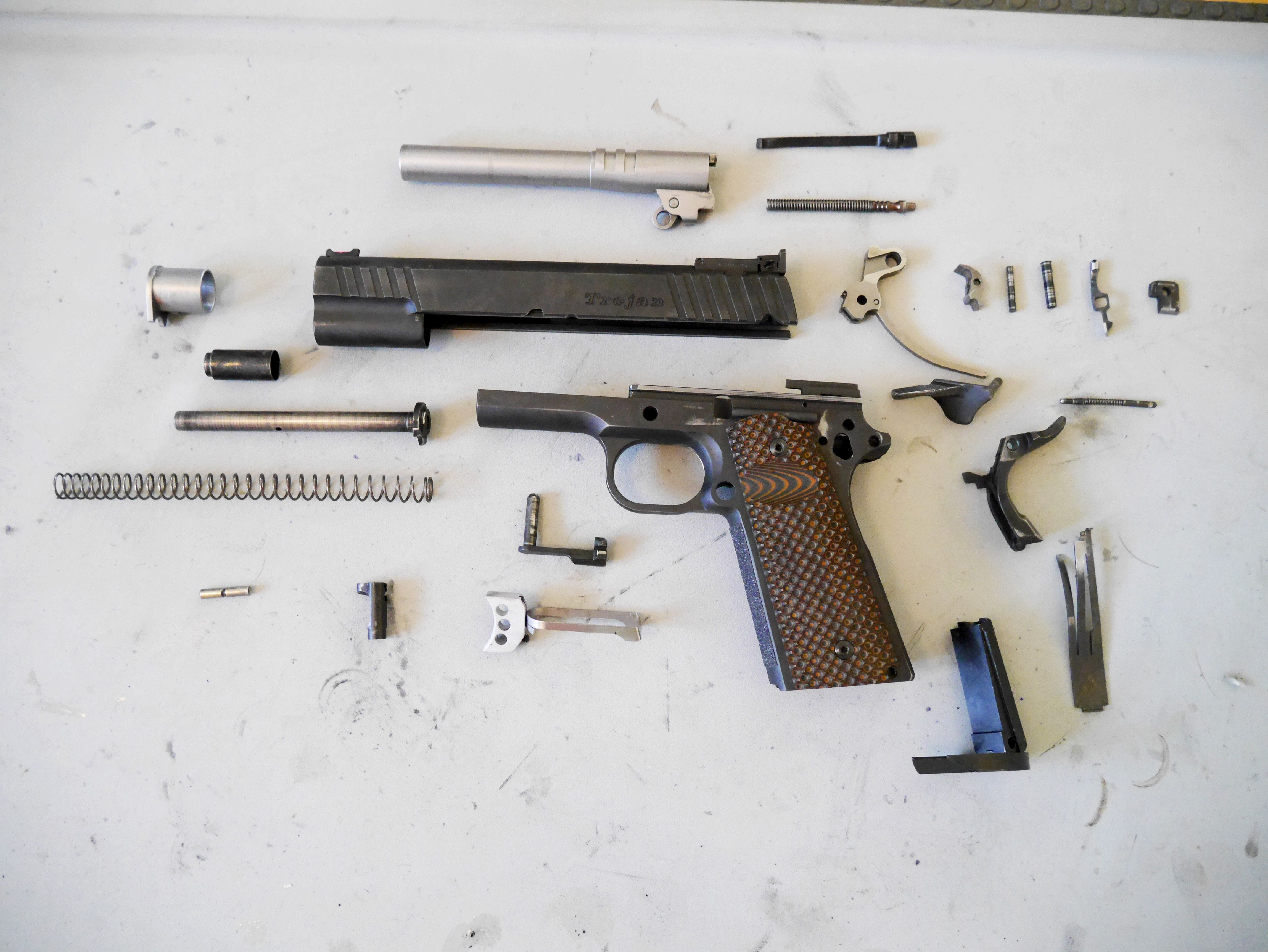 Diy Gunsmithing The Definitive Guide Pew Pew Tactical Disassembly Cleaning Gunsmithing
