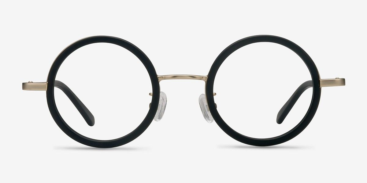 396c1a94fe Roaring Black Acetate Eyeglasses from EyeBuyDirect. Discover exceptional  style