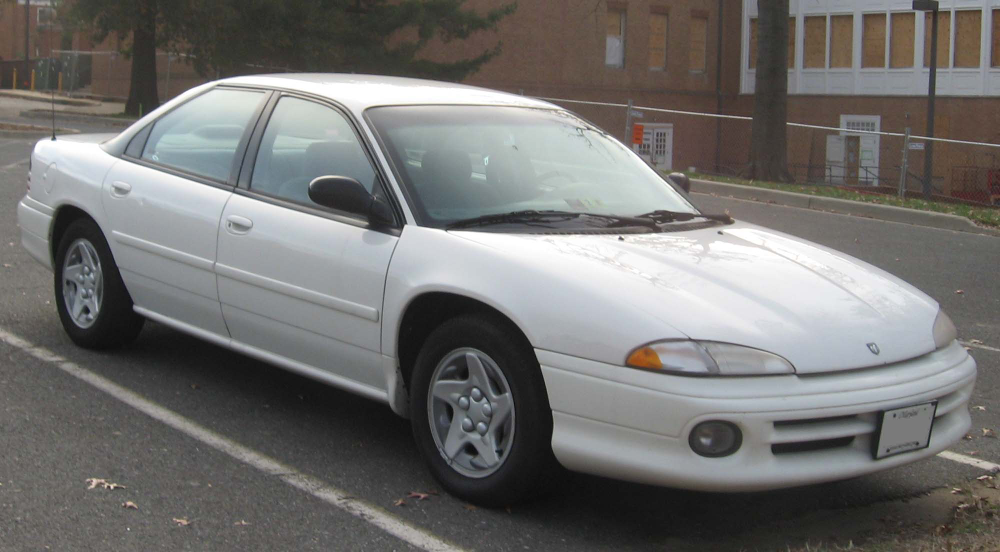1st Dodge Intrepid Dodge Intrepid Wikipedia in 2020