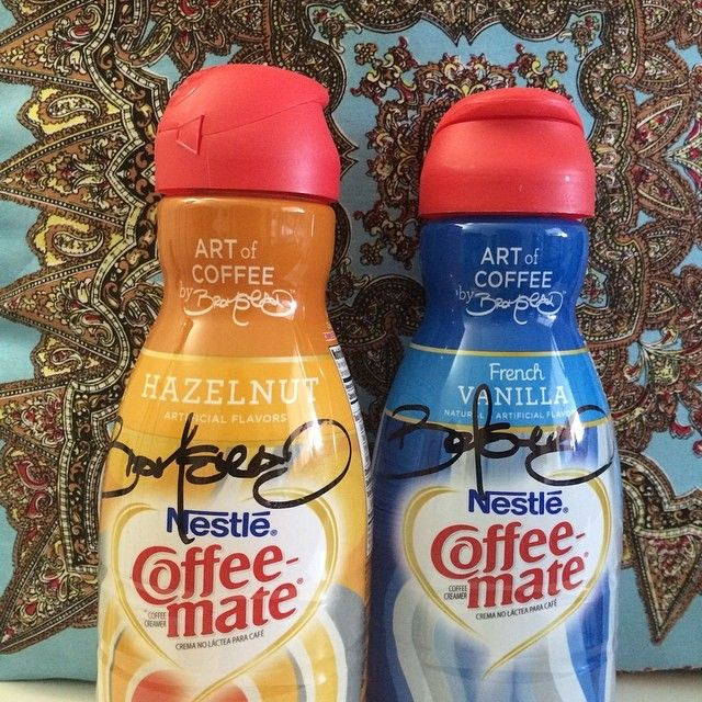 My bottles signed by @bromco David Bromstad