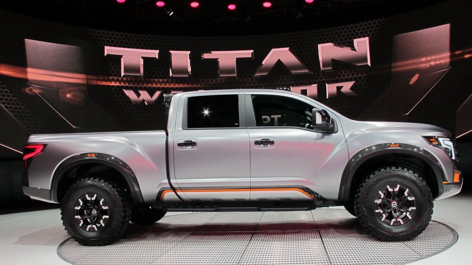2021 Nissan Titan History
