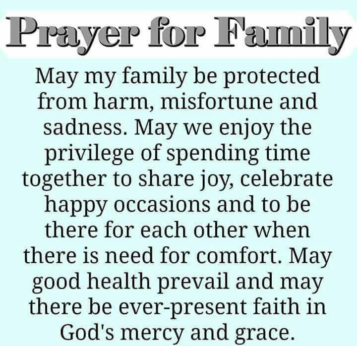 Lyric lyrics to family of god : Prayer for Family … | Pinteres…