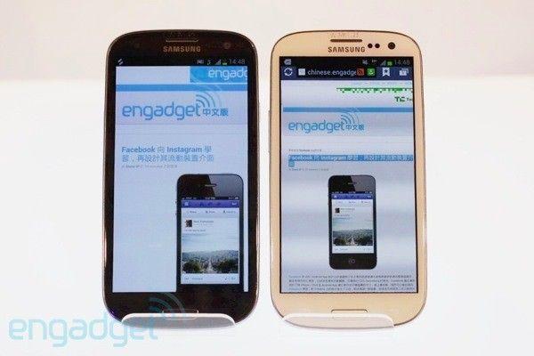 香港版 Samsung Galaxy S 3 終於升上 Android 4.3 了 Samsung, Phone