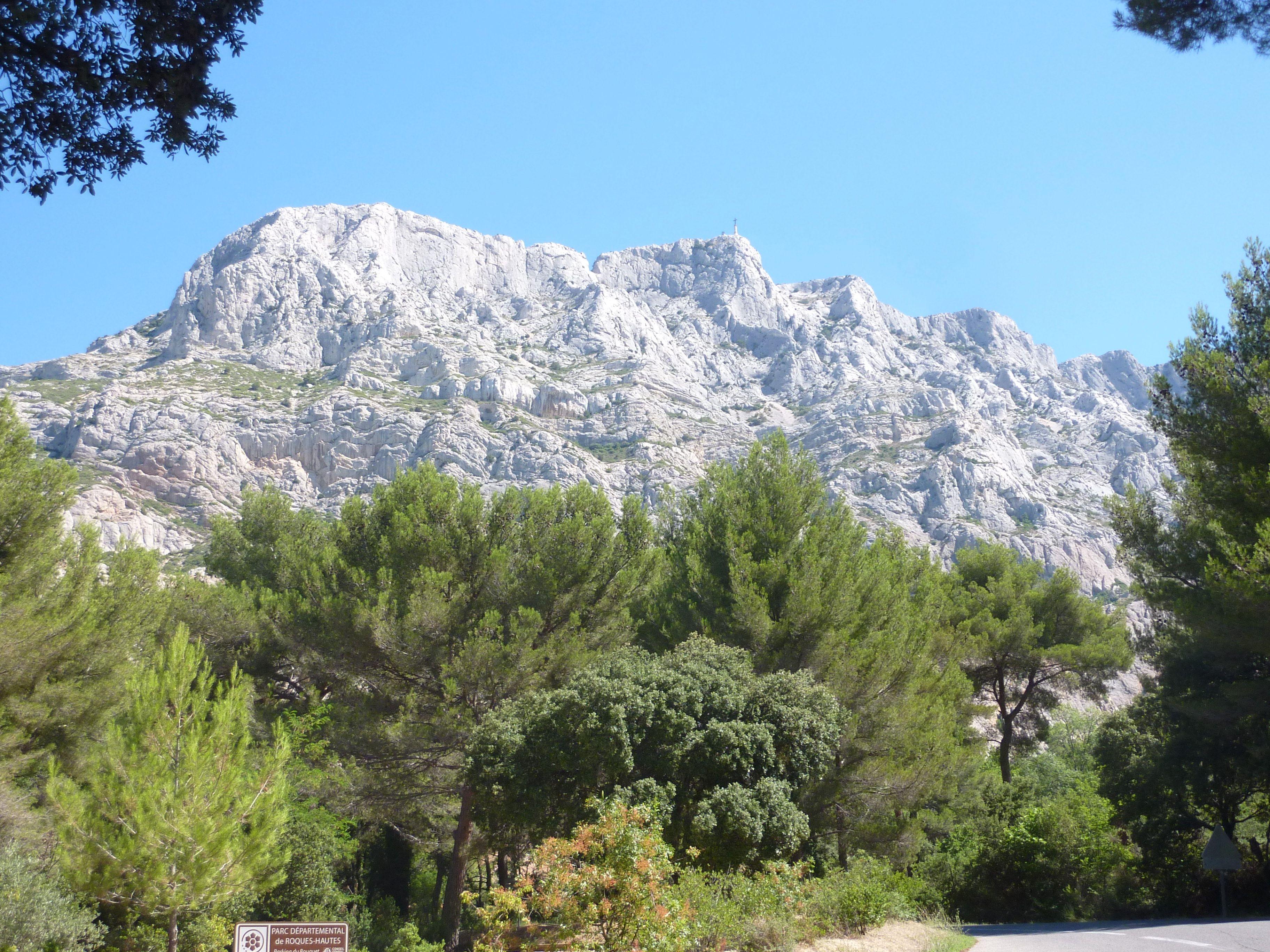 Montagne Ste Victoire Aix En Provence Montagne Belle Villa