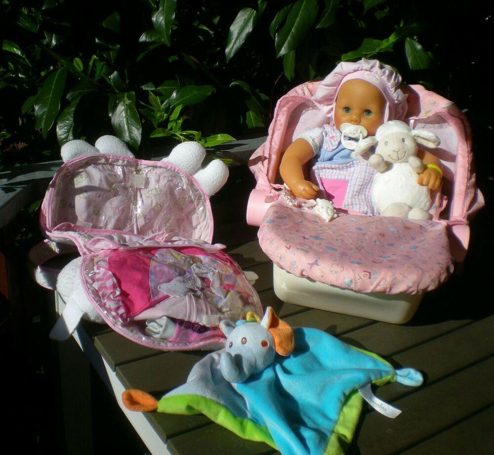 Details zu Zapf Puppe Baby Annabell 46 cm aus1998 ...