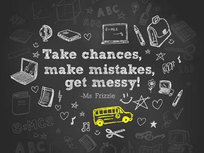 Thanks, Ms. Frizzle. | Teaching Quotes & Classroom Rules | Quotes
