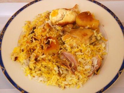 Briani poulet recette ile maurice recette en 2018 pinterest recette cuisine mauricienne - Cuisine mauricienne chinoise ...
