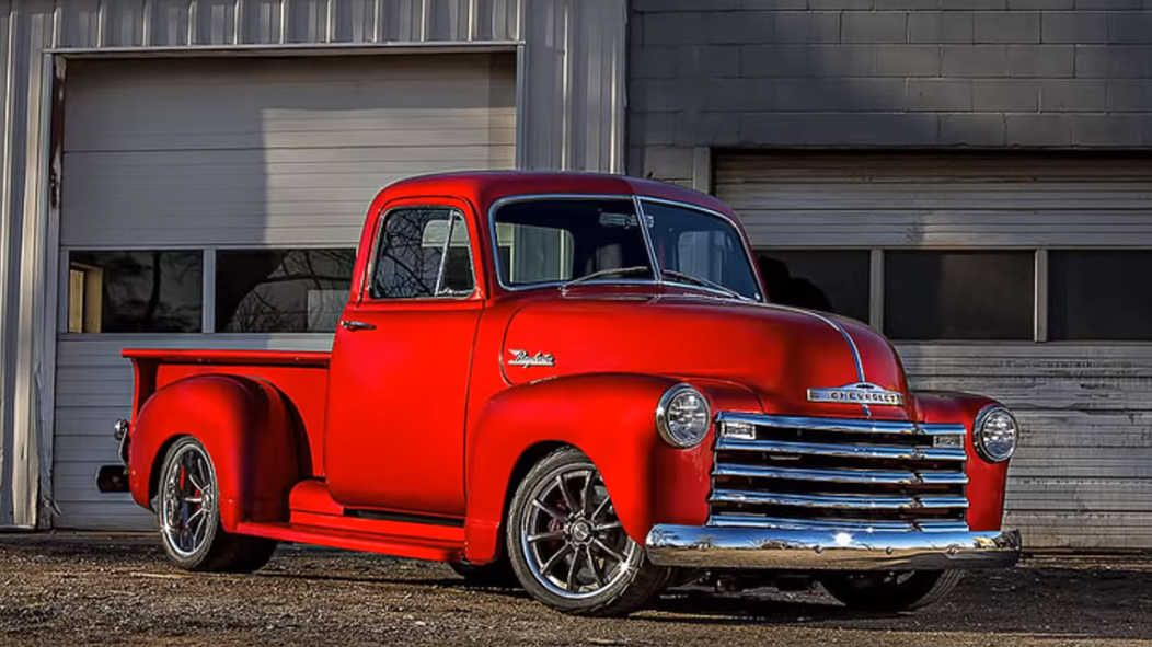 1953 Chevrolet 3600 Raybestos Restomod Truck Build With Images