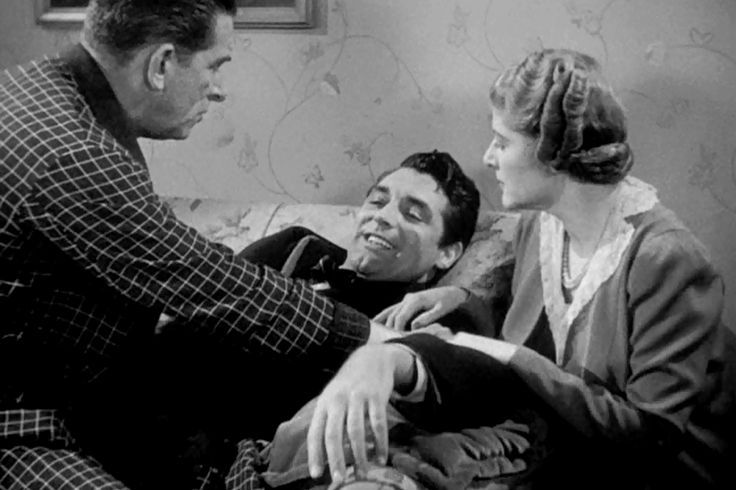 Cary Grant Holiday, 1938