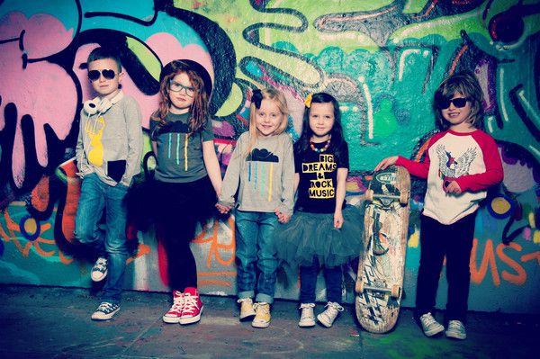 Look Book | Cute Graffiti Childrenswear | kids fashion | Pinterest ...
