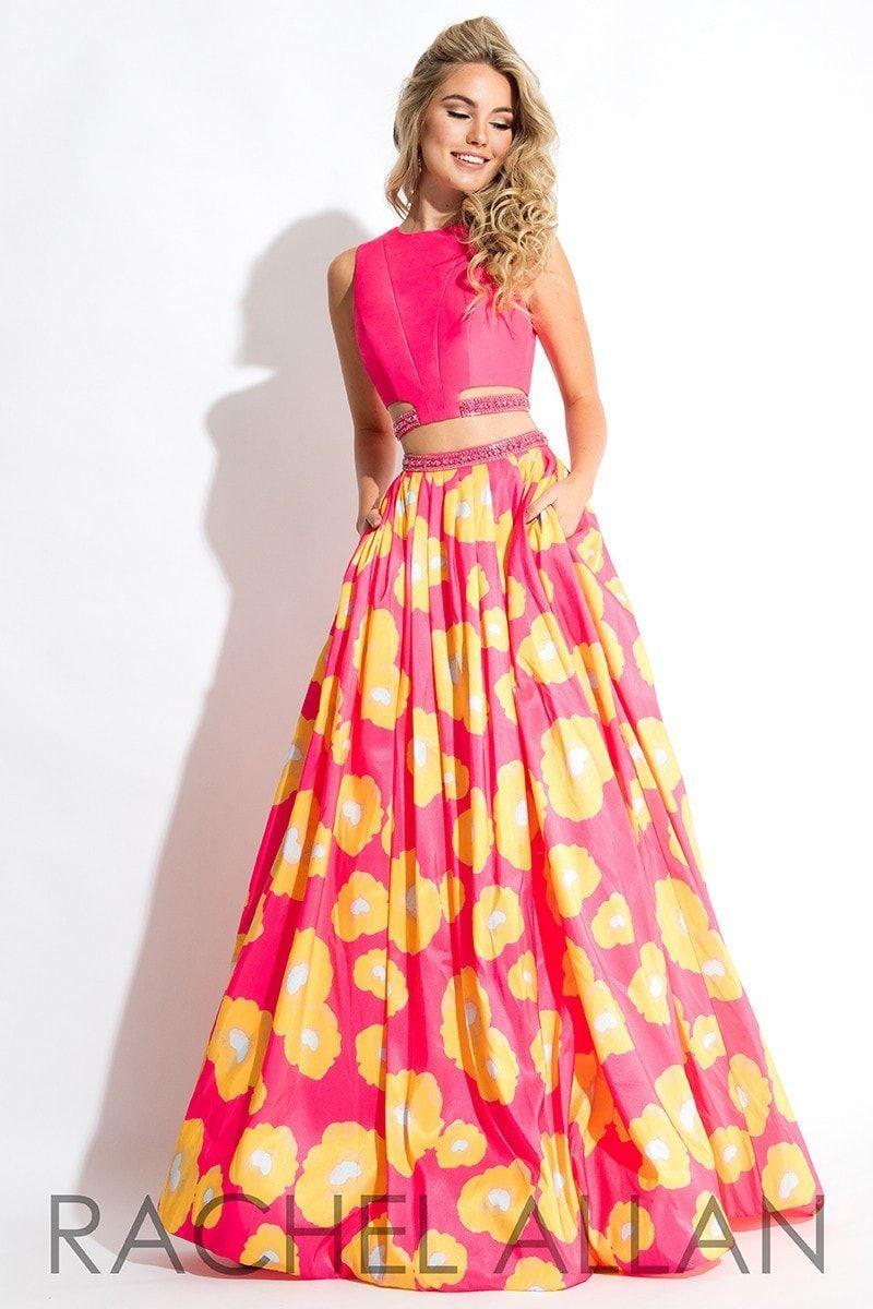 Fuchsia color dress or skirts