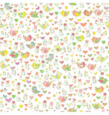 cute floral pattern vector by rvika image 361418