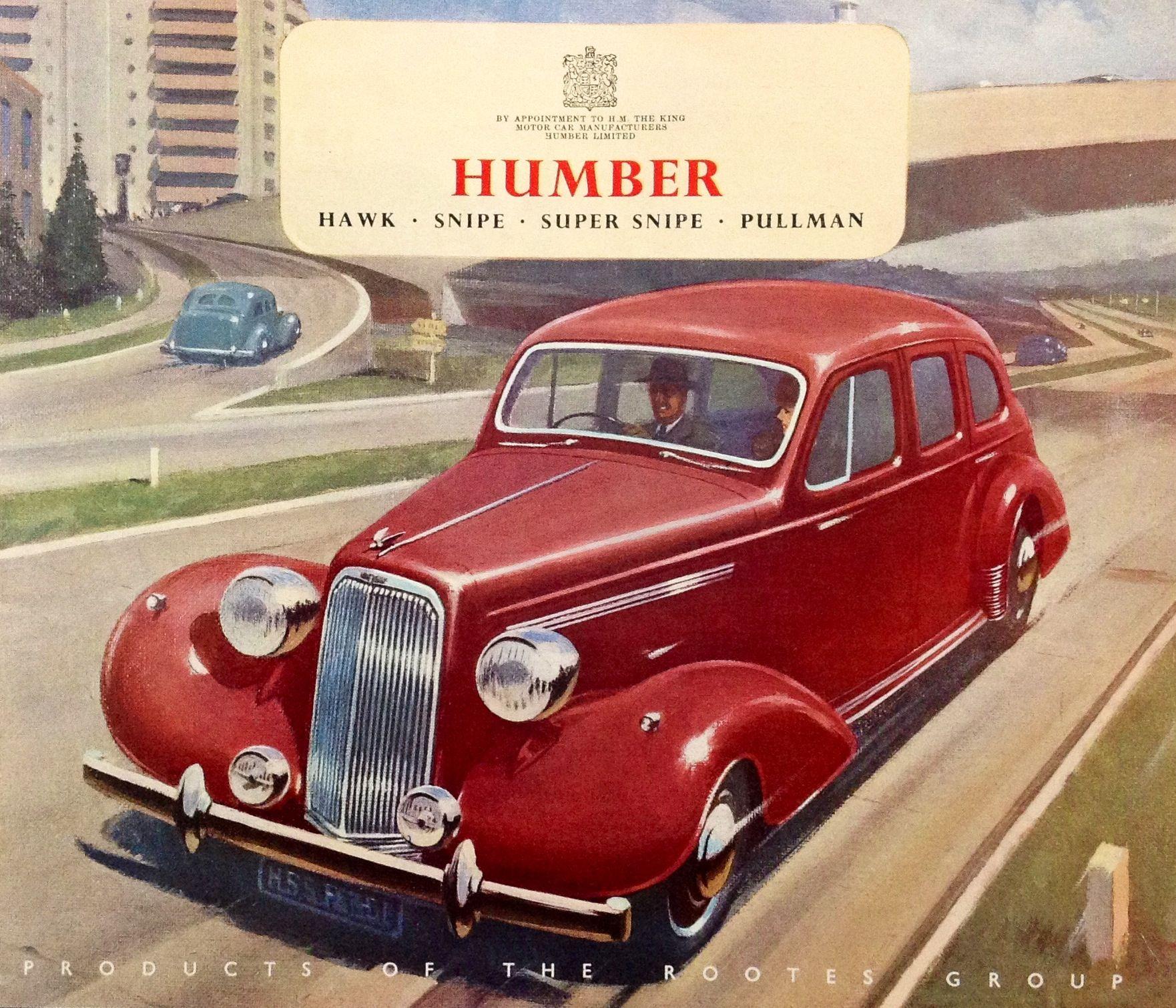 Classic Cars British