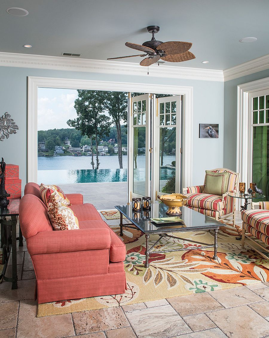 Tropical Sunroom Ideas bring home the holiday vibe: 20 relaxing tropical sunrooms | decor i