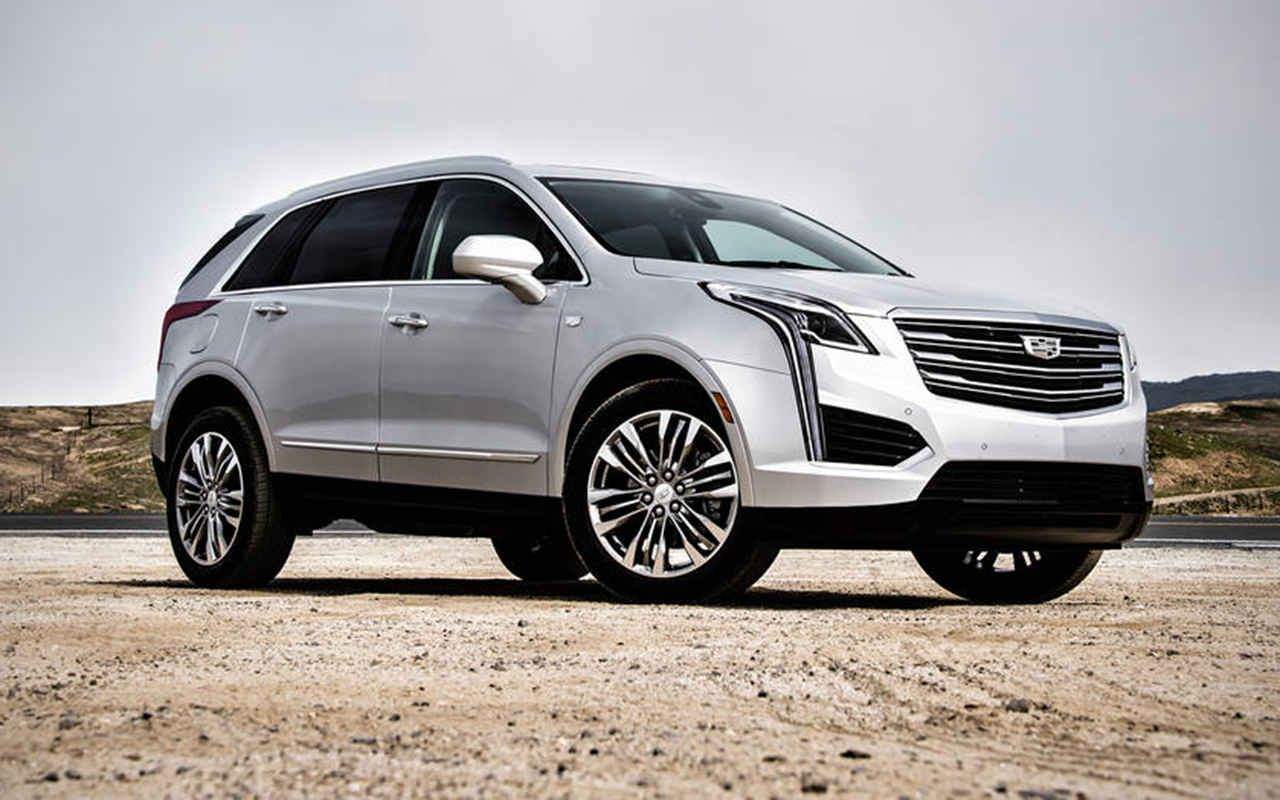 2018 Cadillac Xt7 Suv Specs Release Date Changes And