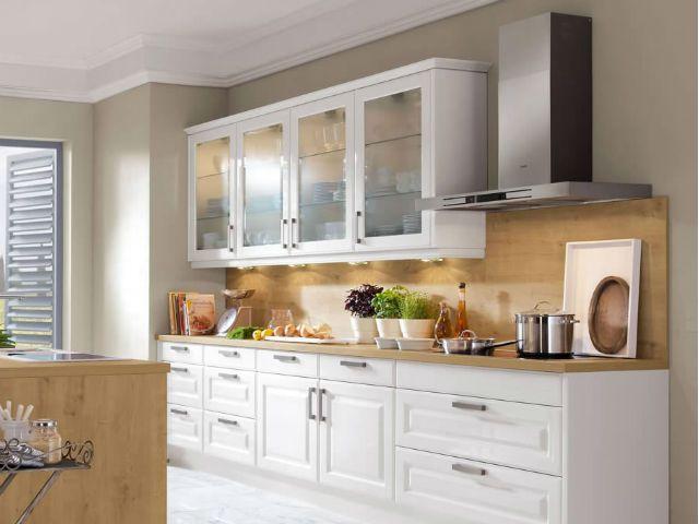 Niche paneling kitchen  Nischenverkleidung küche, Küchenumbau