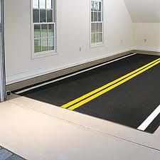 Garage Floor Road Design Garage Floor Garage Makeover Floor Design