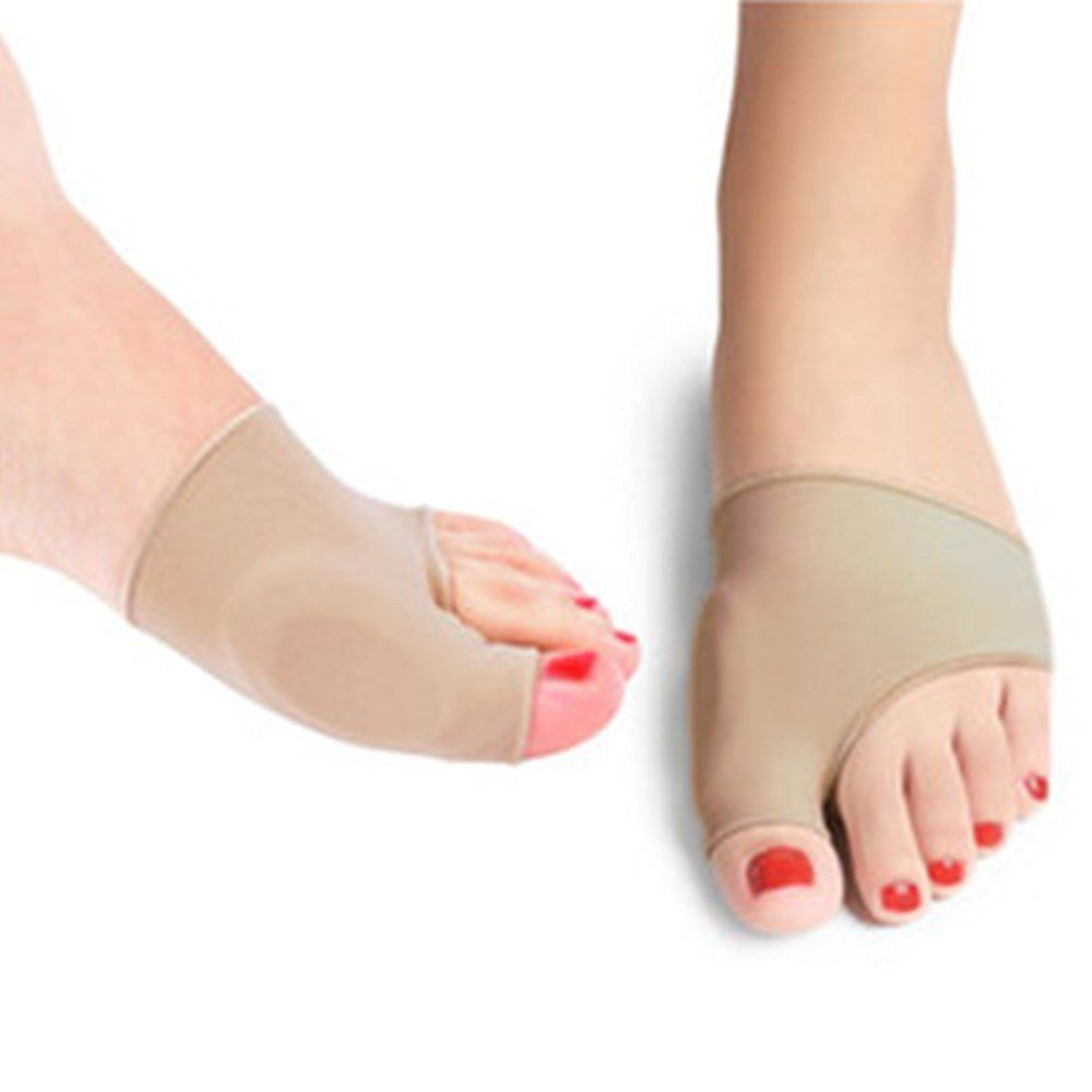 Bunion Relief Sleeve And Protector With Gel Pad Elastic Long Akupuntur Lasting For Effective