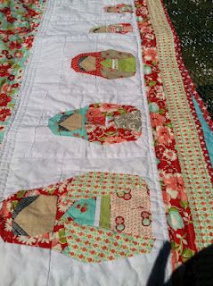 Matryoshka doll quilt for sale in my etsy shop! www.etsy.com/shop ... : doll quilts for sale - Adamdwight.com