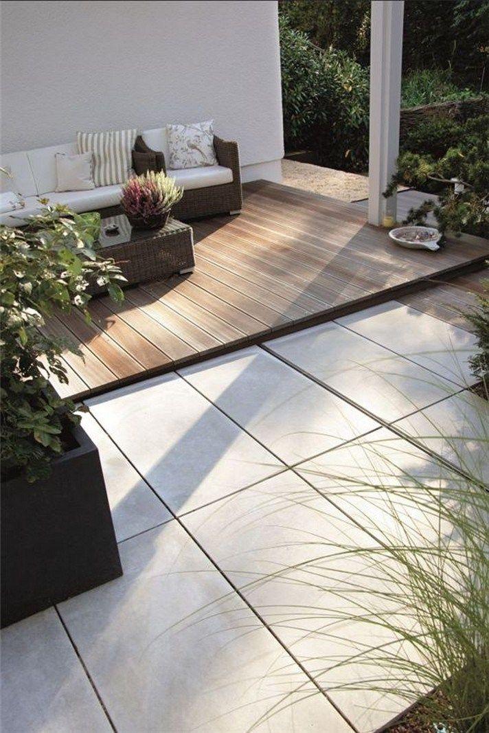 44 Concrete Patio Ideas For Unique Backyard Retreats Sassykatchy