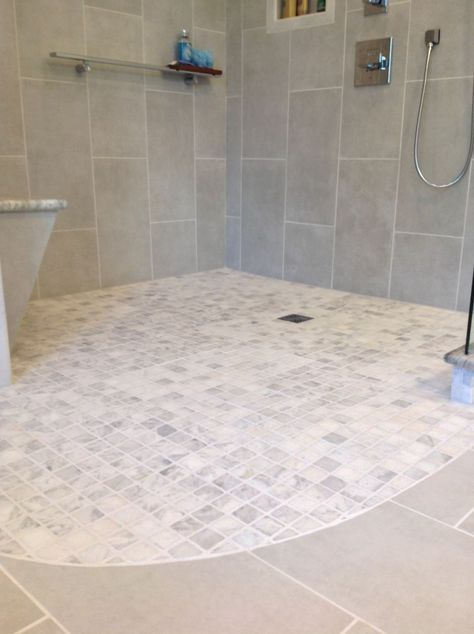 Open Design Bath Remodel In Cleveland Inspired By San Diego Hotel - Bathroom remodeling cleveland