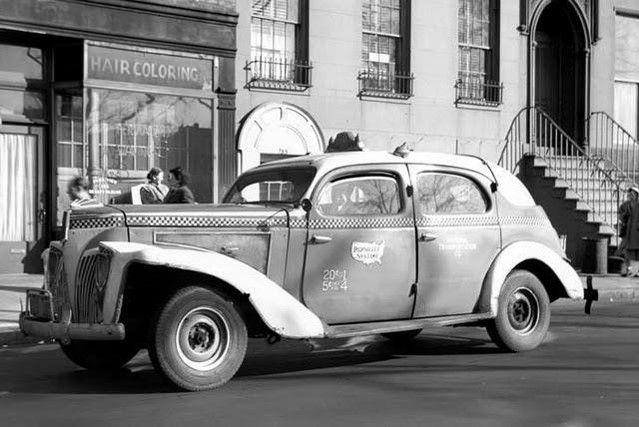 The 1940 Checker Model A - Checker Cab Club Dippsy Doodle Auto - küchenmöbel günstig online kaufen